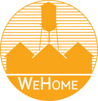 wehome logo orange
