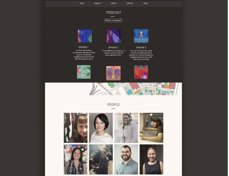 wehome people page