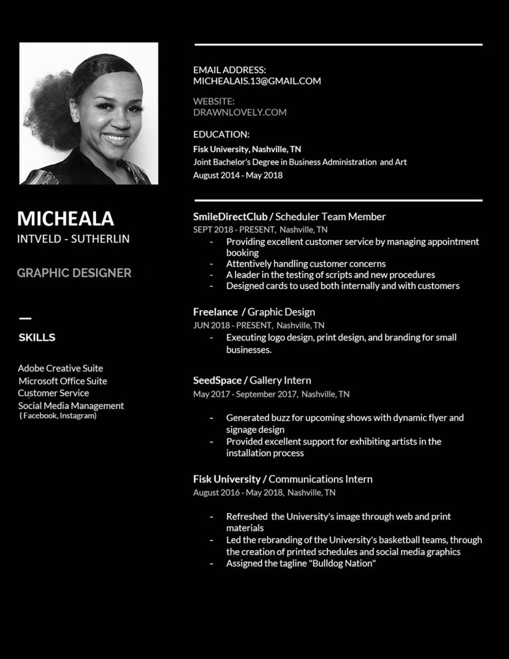 2020 web resume